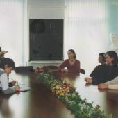 Лекция преподавателя факультета Журналистики Грекова В.