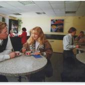 Кафе института