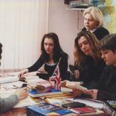 Лекция декана факультета лингвистики Бегунковой Натальи Анатольевны.